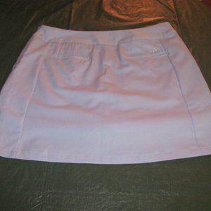 Adidas Light Lavender Lilac Skort Skirt Shorts 8